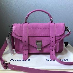 NEW!! Proenza Schouler PS1 Tiny satchel